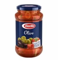 Соус Barilla для пасты Olive томатный оливковый, 400г