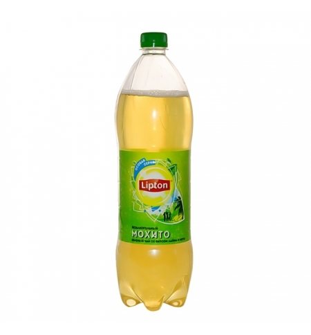 фото: Чай холодный Lipton мохито ПЭТ, 1л