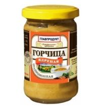 Горчица Главпродукт ядреная 170г