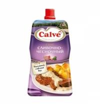 Соус Calve для мяса сливочно-чесночный 230г