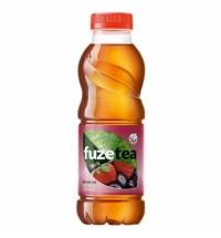 Чай холодный Fuze Tea лесная ягода черный, ПЭТ, 500мл