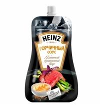 Соус Heinz горчичный 230г