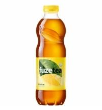 Чай холодный Fuze Tea лимон черный, ПЭТ, 1л