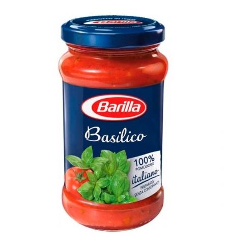 фото: Соус Barilla для пасты Basilico томатный с базиликом, 400г