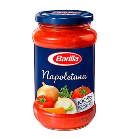 фото: Соус Barilla для пасты Napoletana томатный с овощами, 400г