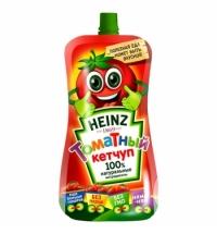 Кетчуп Heinz Ням-ням 230г, пакет