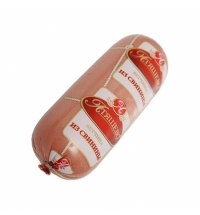 Ветчина Атяшево из свинины вареная кг