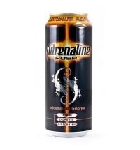 Напиток энергетический Adrenaline Rush Juicy Ягодная Энергия 500мл х 6шт ж/б