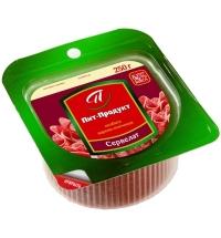Колбаса Пит-Продукт сервелат элитный варено-копченая 250г