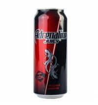 Напиток энергетический Adrenaline Rush Juicy Ягодная Энергия 500мл ж/б