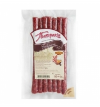 Колбаски Микоян Пивчики баварские сырокопченые 95г