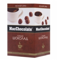Горячий шоколад Macсhocolate Лесной орех 20г х 10шт