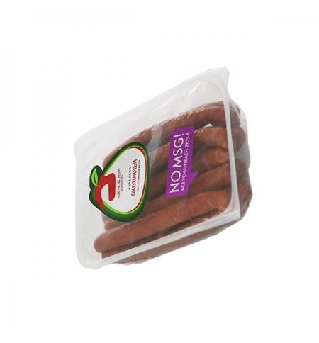 фото: Колбаски Мясной Дом Бородина Охотничьи полукопченые кг