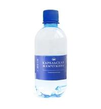 Минеральная вода Карельская Жемчужина с газом 330мл, ПЭТ