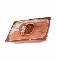 Карпаччо Рублевский из мяса птицы сырокопченое кг