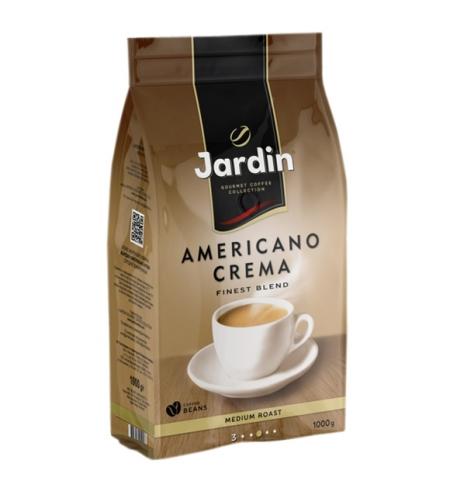 фото: Кофе в зернах Jardin Americano Crema (Американо Крема) 1кг пачка