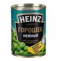 Зеленый горошек Heinz нежный 390г