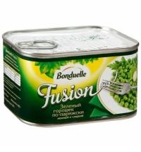 Зеленый горошек Bonduelle Fusion по-парижски 400г