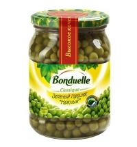 Зеленый горошек Bonduelle консервированный 530г
