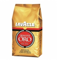 Кофе в зернах Lavazza Qualitа Oro 1кг пачка
