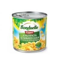 Кукуруза Bonduelle Expert деликатесная 340г