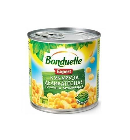 фото: Кукуруза Bonduelle Expert деликатесная 340г