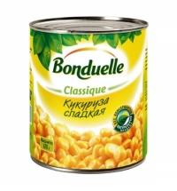 Кукуруза Bonduelle сладкая в зернах 670г