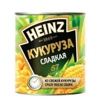Кукуруза Heinz сладкая 340г