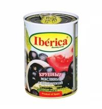 Маслины Iberica без косточки 360г