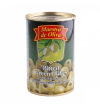 Оливки Maestro De Oliva без косточки 300г
