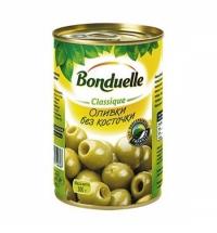 Оливки Bonduelle без косточки 300г