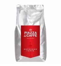 Кофе в зернах Piazza Del Caffe Espresso Forte 1кг пачка