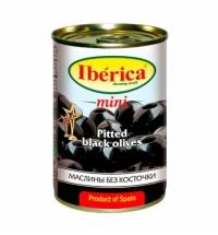 Маслины Iberica мини без косточки 300г