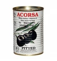 Маслины Acorsa крупные без косточки 425г