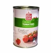 Томаты Fine Life черри в томатном соусе 400г
