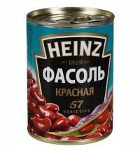 Фасоль Heinz красная 400г