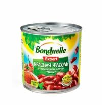 Фасоль Bonduelle красная в соусе чили 430г