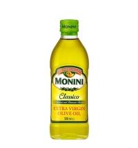 Масло оливковое Monini Extra Virgin нерафинированное 500мл