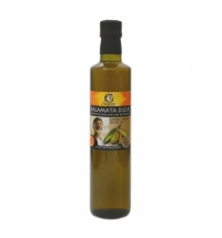 Масло оливковое Gaea Extra Virgin Каламата нерафинированное 500мл