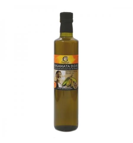 фото: Масло оливковое Gaea Extra Virgin Каламата нерафинированное 500мл