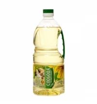 Масло подсолнечное Слобода рафинированное дезодорированное 1.8л
