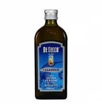 Масло оливковое De Cecco Еxtra virgin 100% нерафинированное 500мл