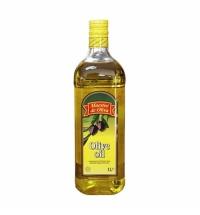 Масло оливковое Maestro De Oliva рафинированное 1л