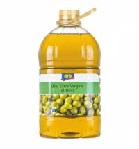 Масло оливковое Aro Extra Virgin нерафинированное 5л
