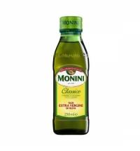 Масло оливковое Monini Extra Virgin нерафинированное 250мл