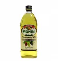 Масло из виноградных косточек Monini рафинированное 1л