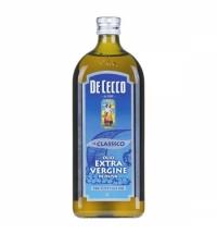 Масло оливковое De Cecco Еxtra virgin 100% нерафинированное 1л