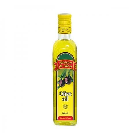фото: Масло оливковое Maestro De Oliva нерафинированное 500мл