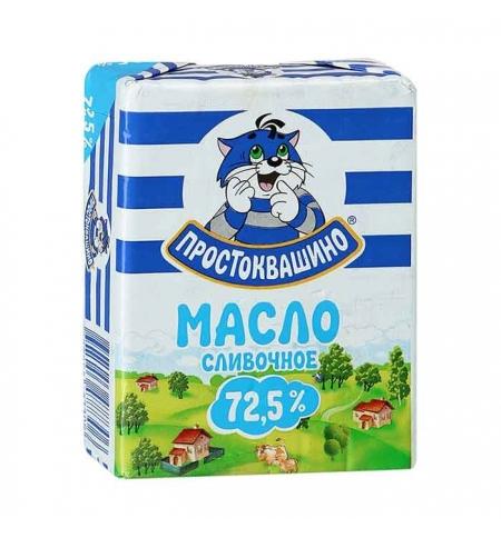фото: Масло сливочное Простоквашино 72.5% 180г