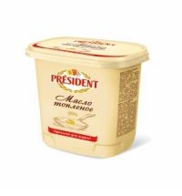 Масло сливочное President топленое 99% 380г
